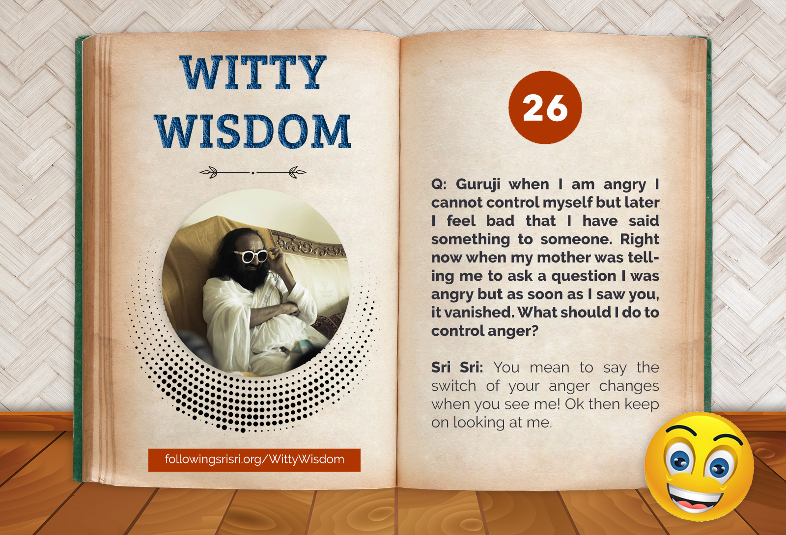 Anger | Witty Wisdom