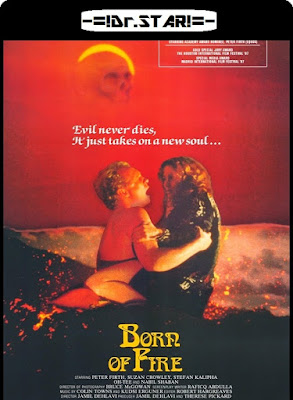 Born of Fire 1987 UNRATED Dual Audio 720p BRRip 800Mb x264