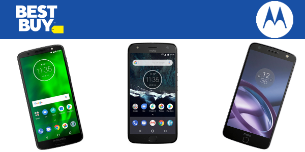 Best Buy '2 Day Sale' offers discount on unlocked Motorola phones
