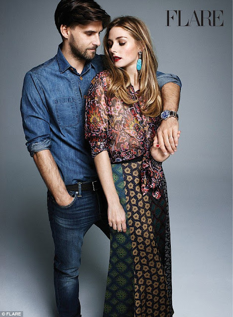 Current Fav Couple : Olivia Palermo Johannes Huebl