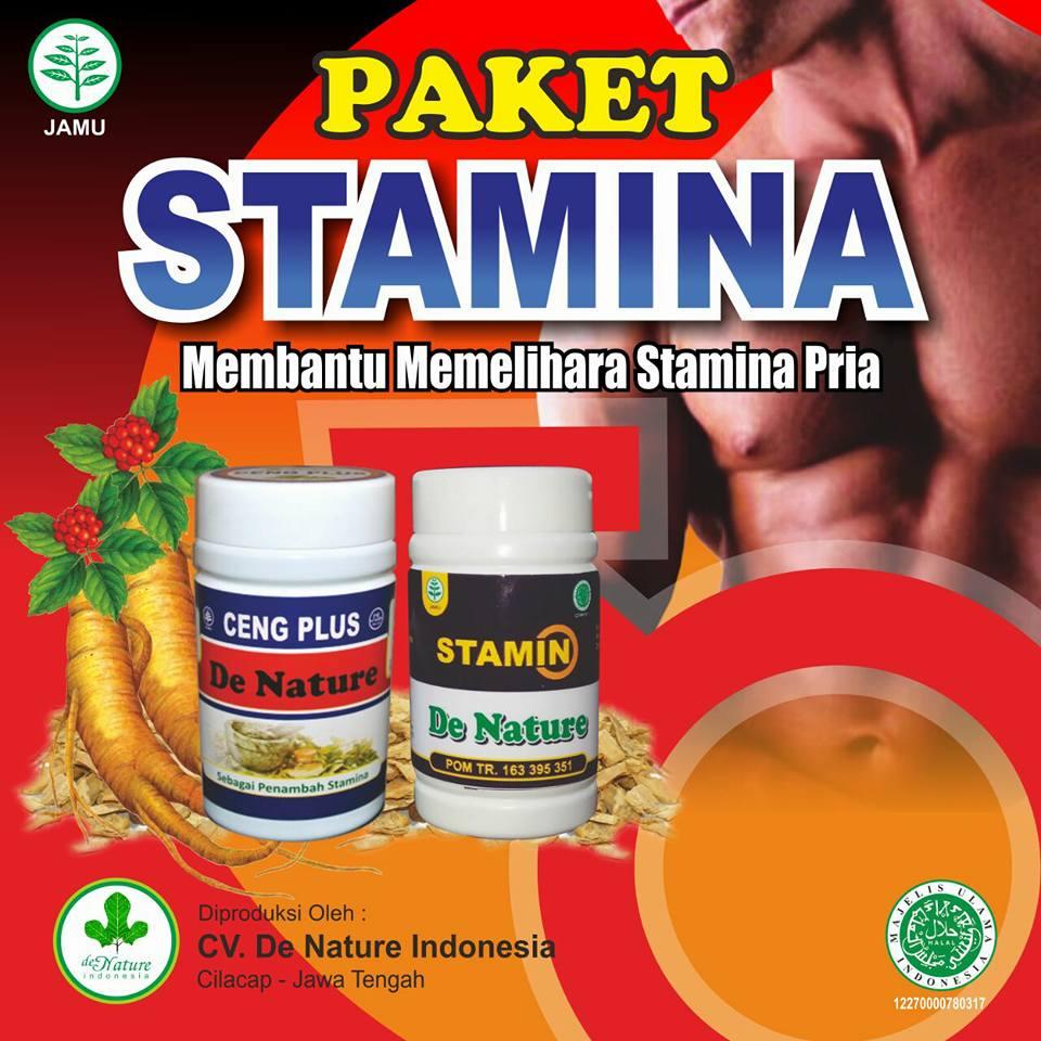 Obat Ejakulasi Dini Pria Ceng Plus dan Stamin