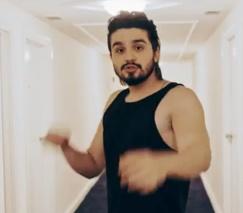 Luan Santana lança clipe da faixa Acordando o Prédio