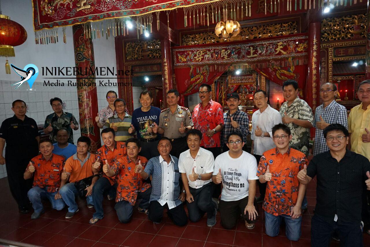 Warga Tionghoa Kebumen Janji Bakal Sukseskan Pilgub Jateng 2018