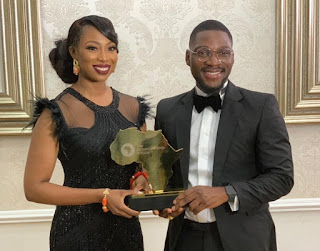 It's official! Bolanle Olukanni and Tobi Bakre will host The Future Awards Africa 2018