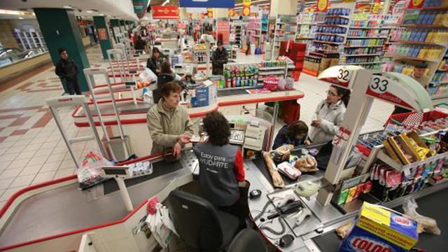 Vodafone copia el supermercado de Amazon en Rumanía