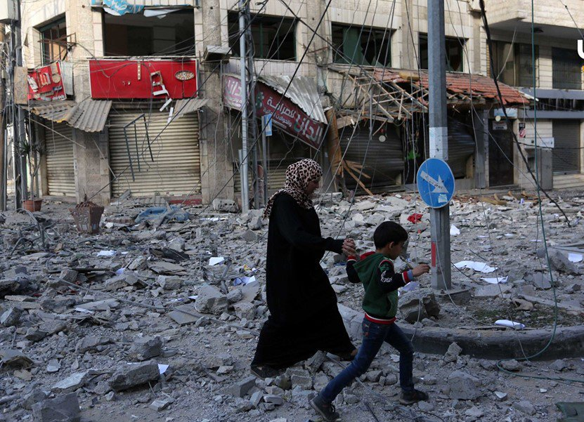 Israel Bombardir Gaza Jelang Ramadhan, Ibu-Ibu Hamil Meninggal