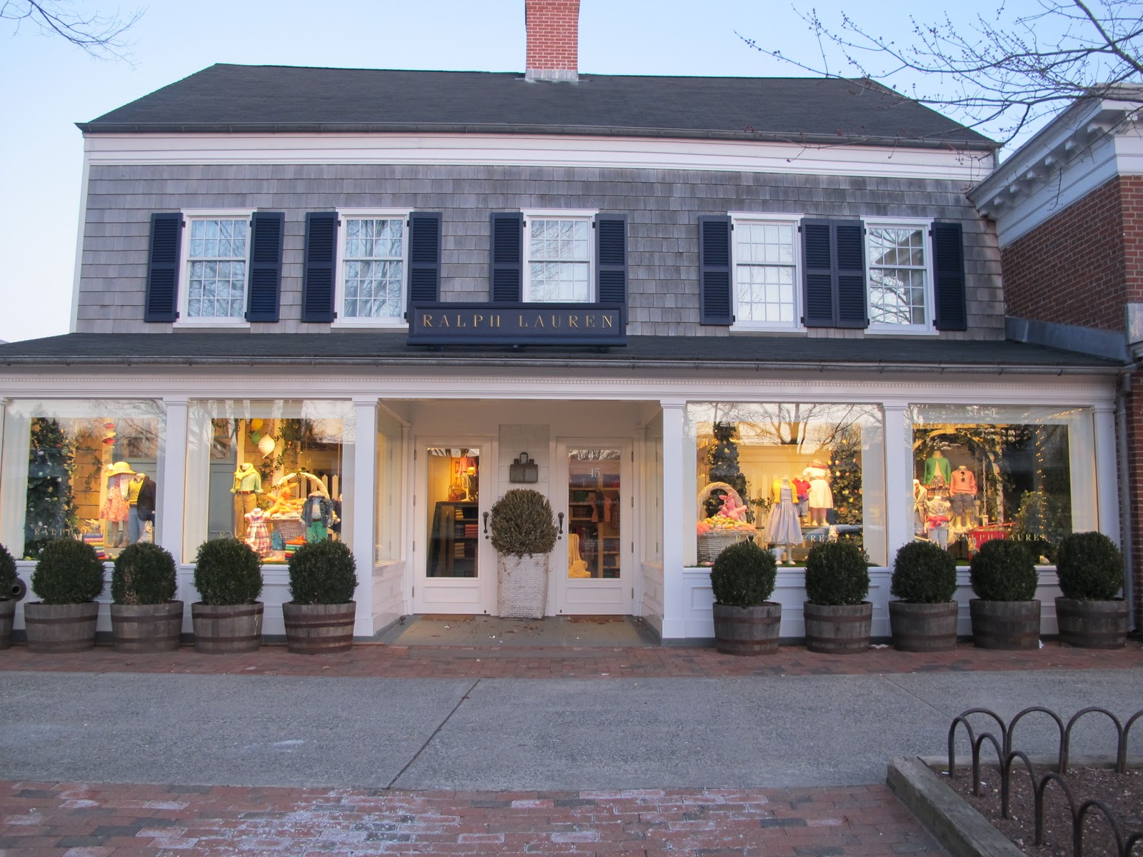 The Beautiful Homes And Charming Town Of East Hampton