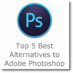Top 5 Best Alternatives to Adobe Photoshop