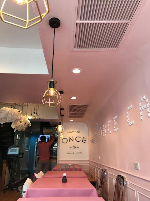 ONCE cafe & cuisine