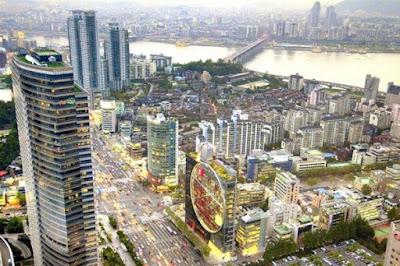 Seúl - Corea del Sur (Asia)