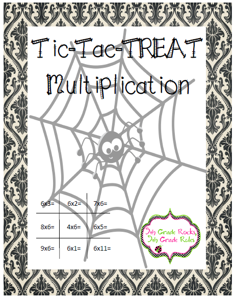 Happy Halloween-TPT and Freebies