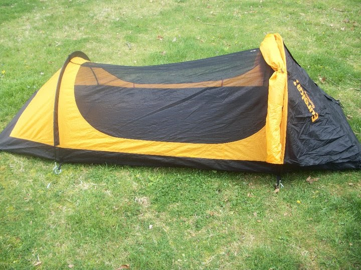 1togetoutthere: Eureka Solitaire Tent