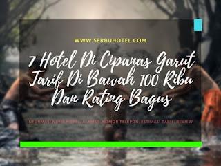 7 Hotel Di Cipanas Garut Tarif Di Bawah 100 Ribu Dan Rating Bagus