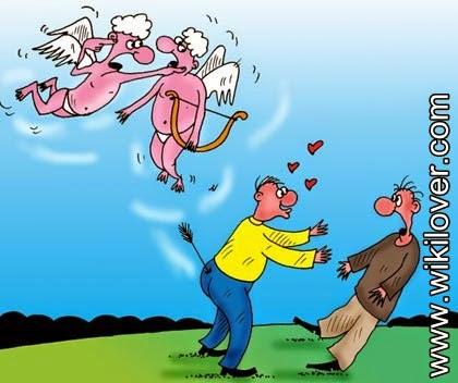 Những hình ảnh hài hước nhất về Ngày tình yêu (Valentine's Day)