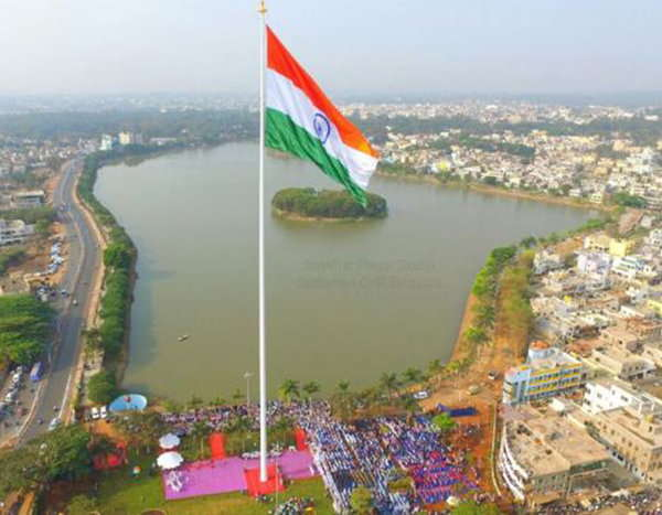 India's Tallest Tricolor