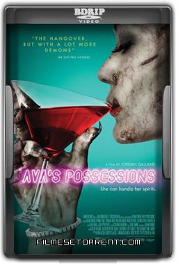 Avas Possessions Torrent - HDRip Legendado 2016