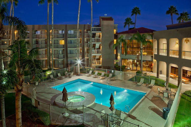 Best Western Plus Scottsdale Thunderbird Suites offers beautiful amenities & personal service. The best suite value in Scottsdale, AZ. Perfect location for your shopping getaway!