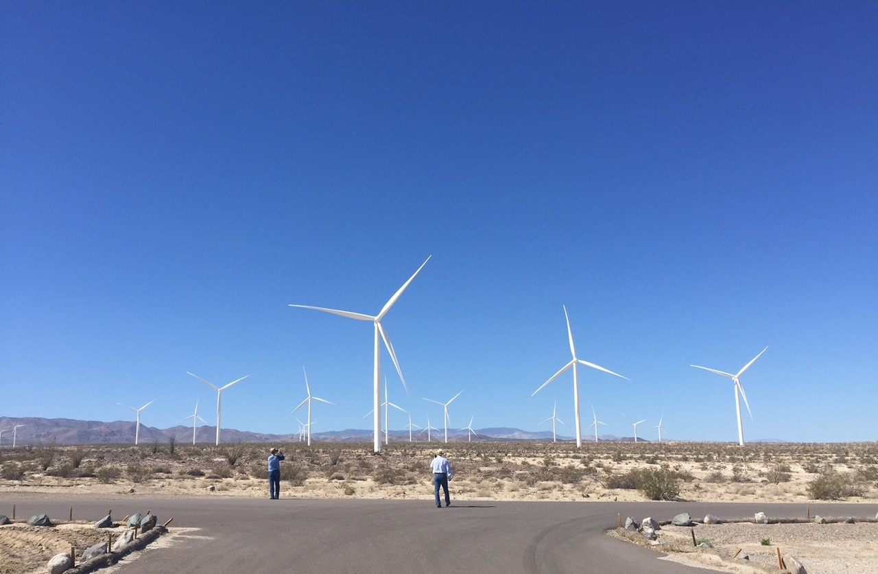 Energy Commission Partners with Mexico, Imperial Valley on