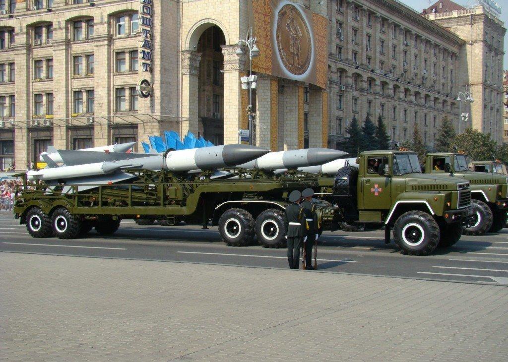 С-200 поповнять зенітні ракетні війська