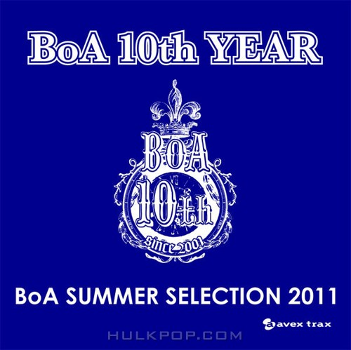 BoA – BoA Summer Selection 2011 (ITUNES PLUS AAC M4A)