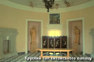 Кімната в замковій ротонді