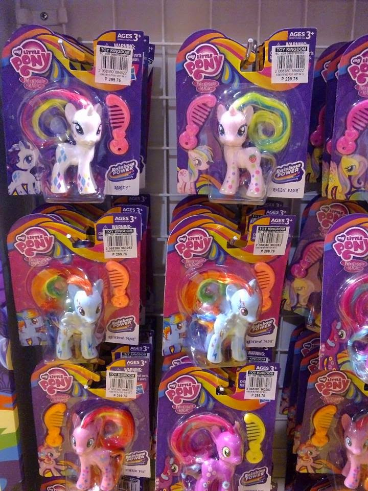 New Rainbow Power Singles Spotted In The Uk And Asia Mlp