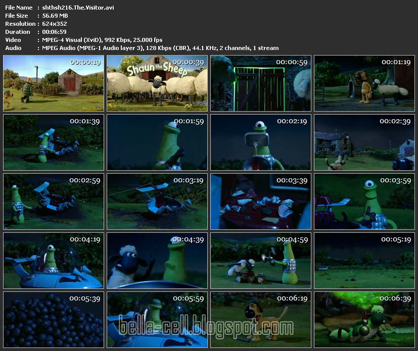 download film seri shaun the sheep lutfie blogger