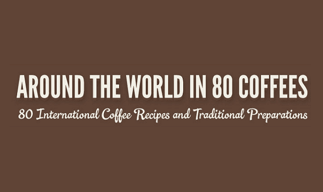 Around The World In 80 Coffees
