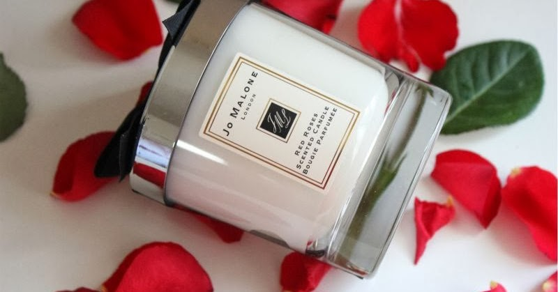 Jo Malone Red Roses Candle  The Sunday Girl