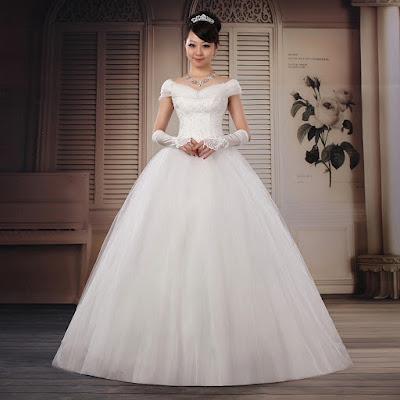 vestido noiva princesa disney cinderela wedding dress lindo liso simples classico tomara que caia