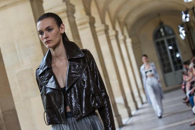 Bouchra Jarrar Fall-Winter 2015-2016 Couture