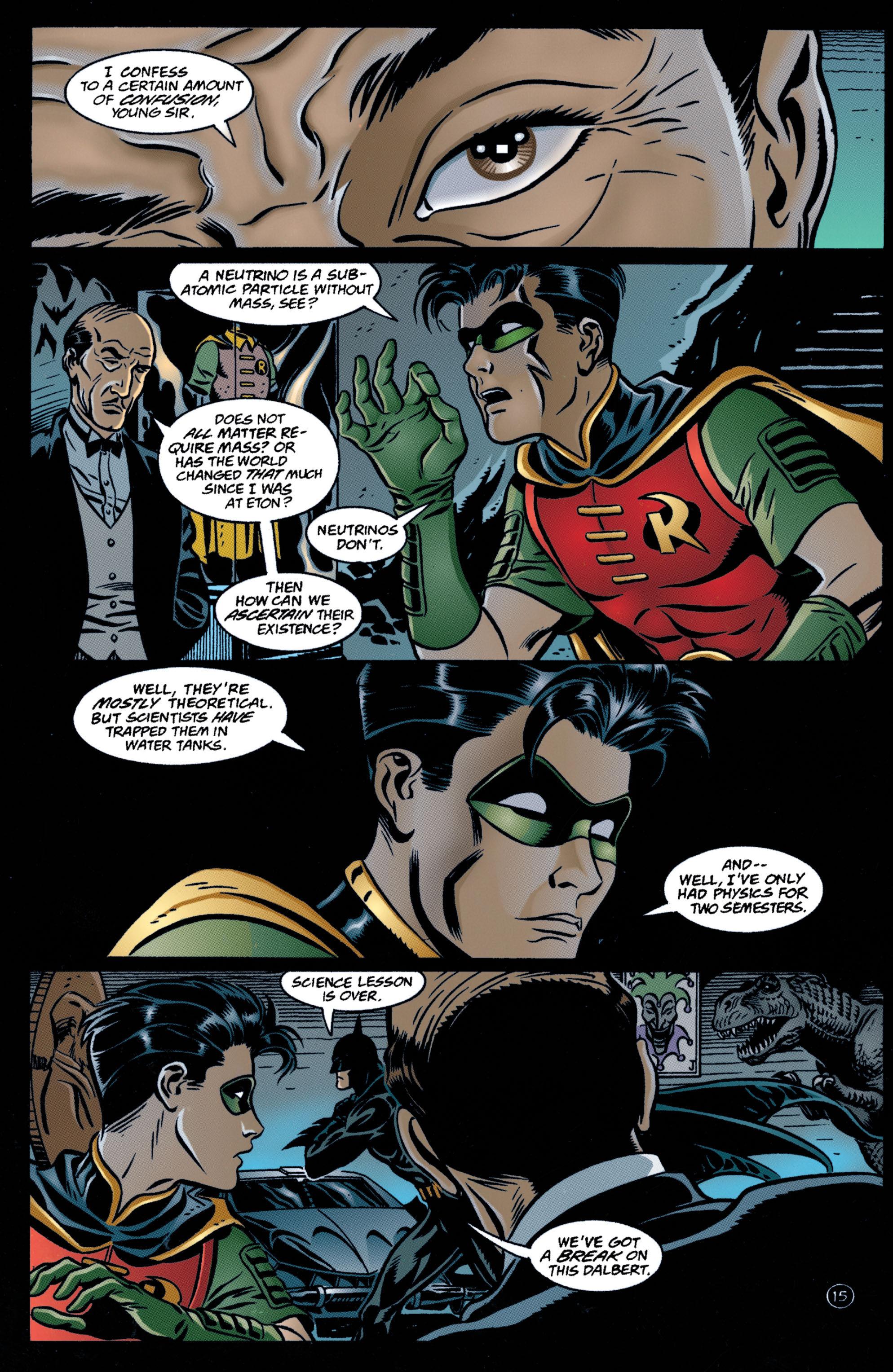 Detective Comics (1937) 714 Page 15