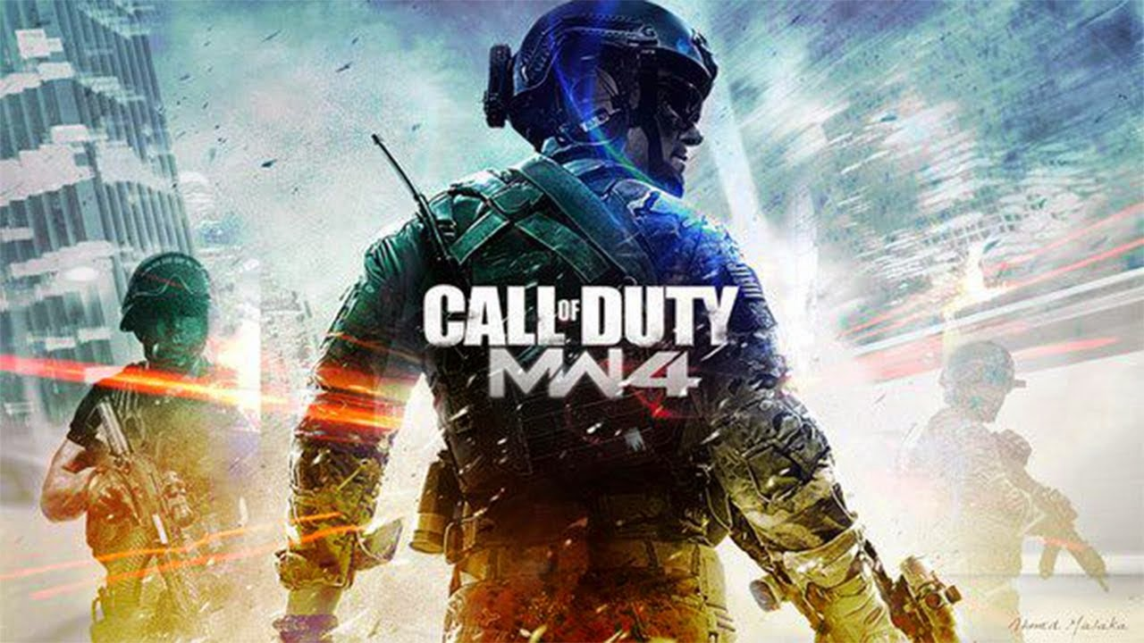 Call of Duty Modern Warfare 4 Highly Compresed 96Mb 100