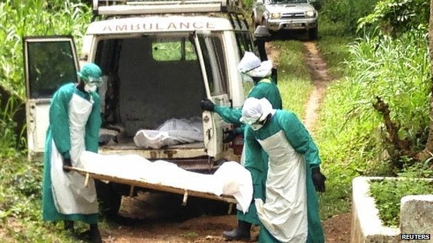 nigerian killed ebola virus liberia