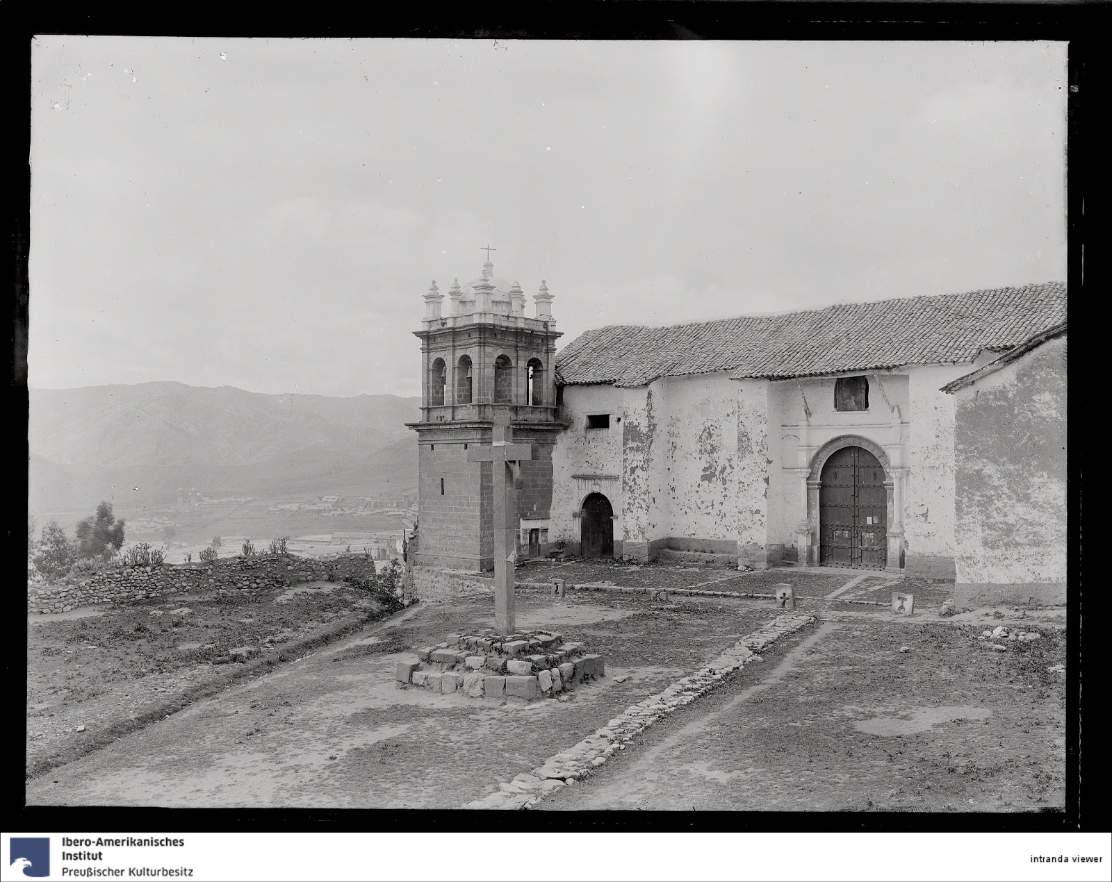 Antiguas Fotos Del Cusco De Max Uhle 1895 1906