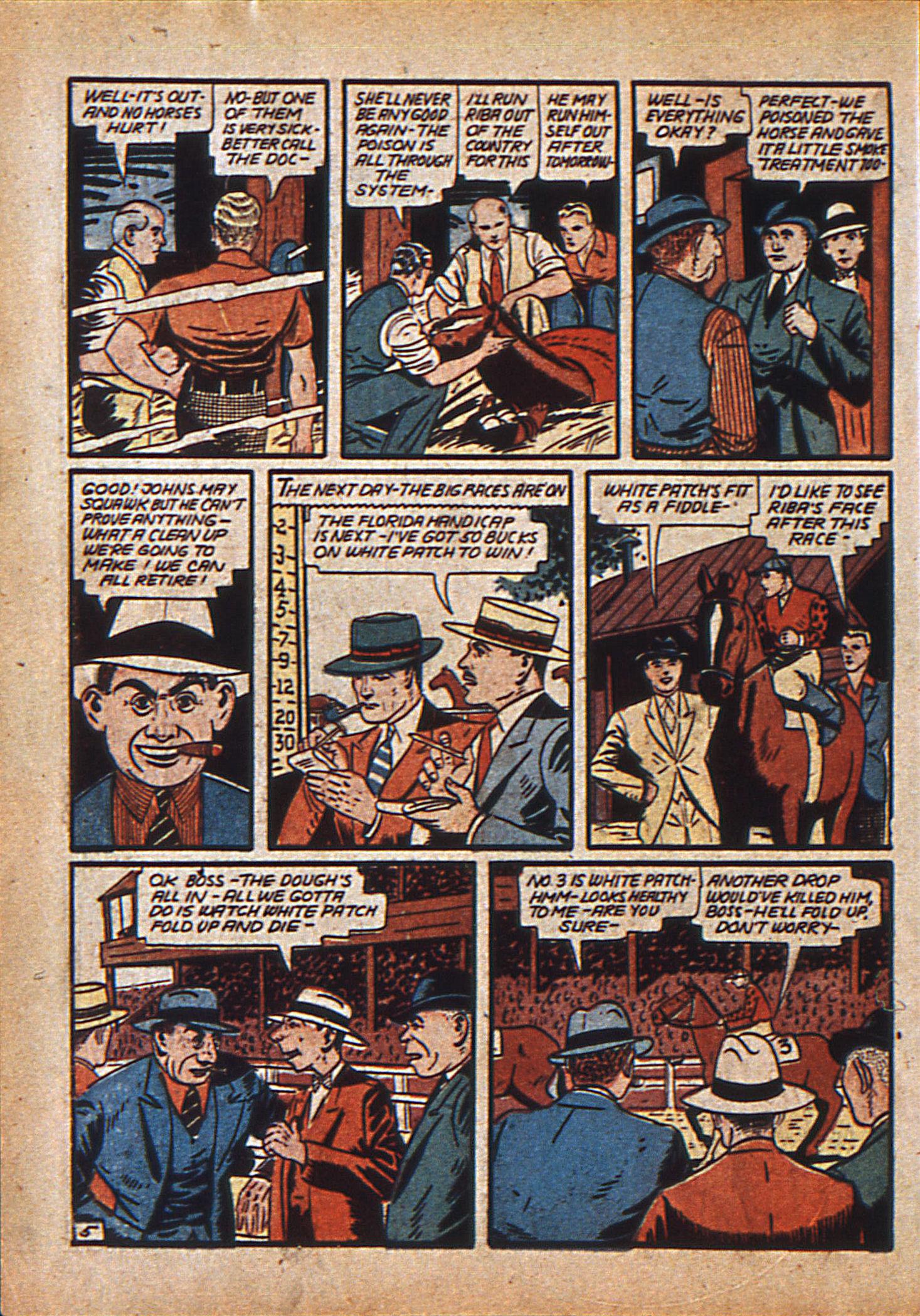 Action Comics (1938) 21 Page 22