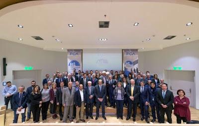 Πραγματοποιήθηκε το ετήσιο συνέδριο διανομέων της FCA Greece 2016