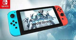 Warframe - Versão para Switch ganha data de lançamento
