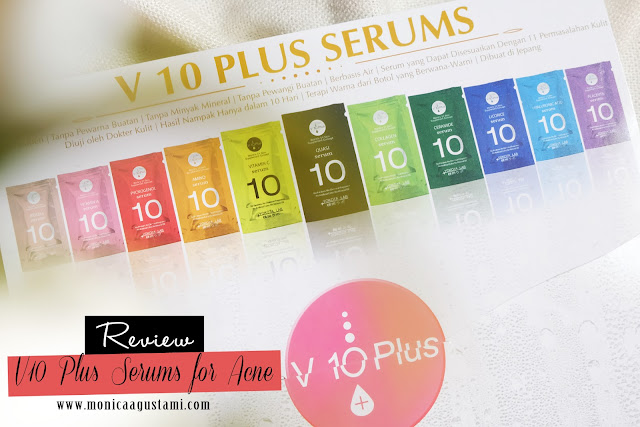 review v10 plus serums