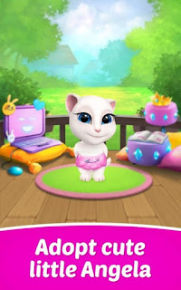 My Talking Angela Apk v2.9.1.24 Mod (Unlimited Money/Diamonds)