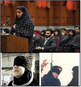 وصية ريحانة جبّاري  قبل اعدامها