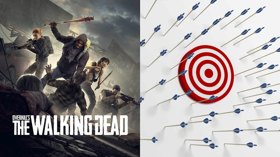 overkill's the walking dead disappointing sales