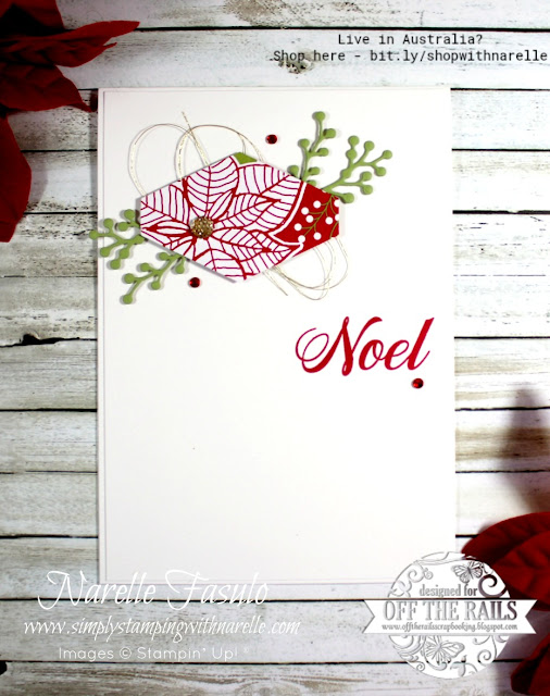 Quick and easy cards are made gorgeous when using the Under The Mistletoe Designer Series paper - see it here - http://bit.ly/underthemistletoesuite