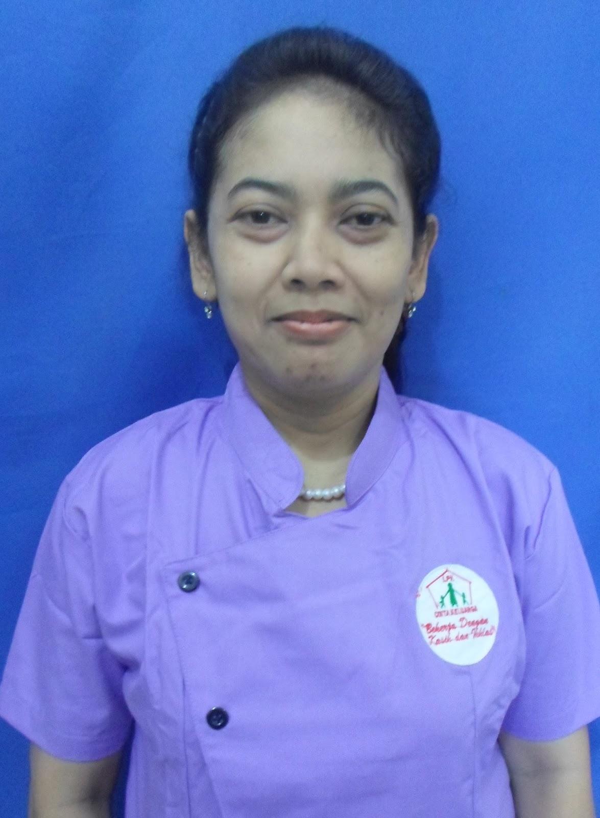 Asisten Rumah Tangga ART Faiqotul ~ LPK Cinta Keluarga Semarang