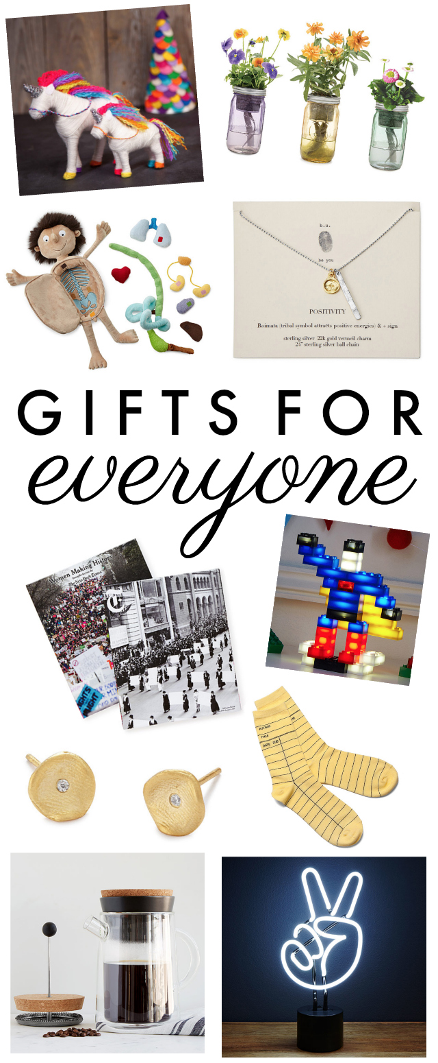 unique gifts for friends and kids