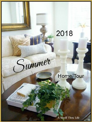 2018 Summer Home Tour