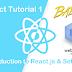 React.js Tutorial 1 - Introduction to React and Setup Babel + Webpack