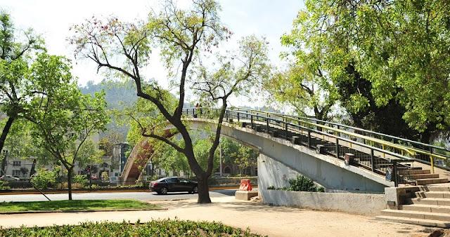Como chegar no Parque Balmaceda