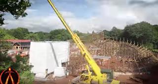 Alton Towers New Videos + Time Lapse