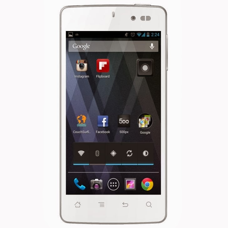 Ponsel Android Quad Core Murah